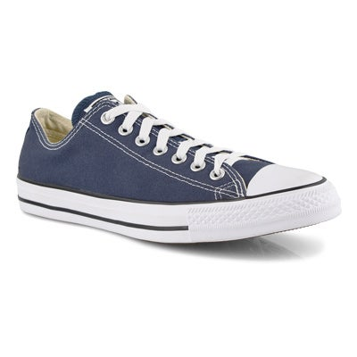 Converse Men's CHUCK TAYLOR CORE OX navy sneakers