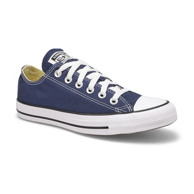Converse Women's CHUCK TAYLOR CORE OX  navy sneakers
