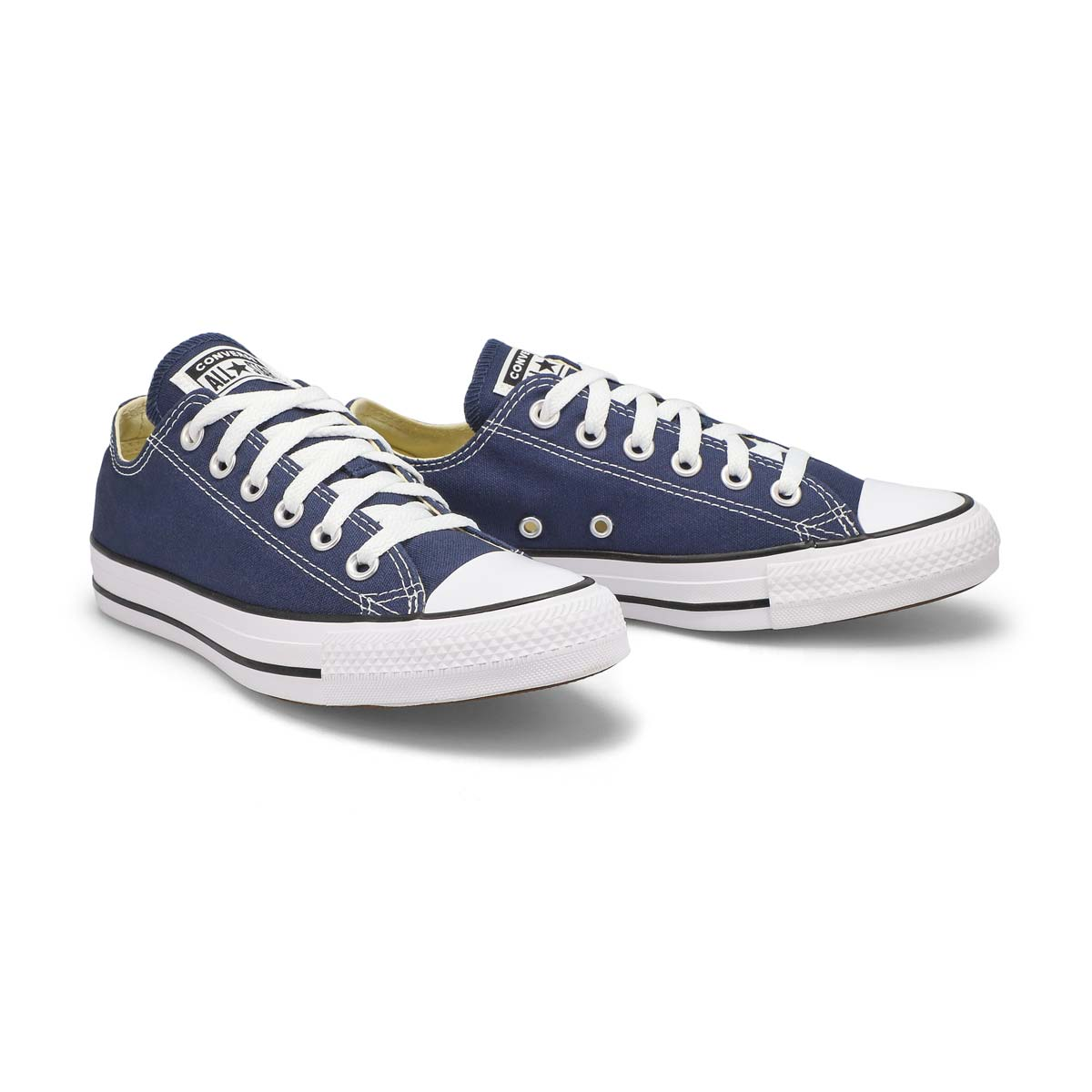 Lds CT All Star Core Ox navy sneaker