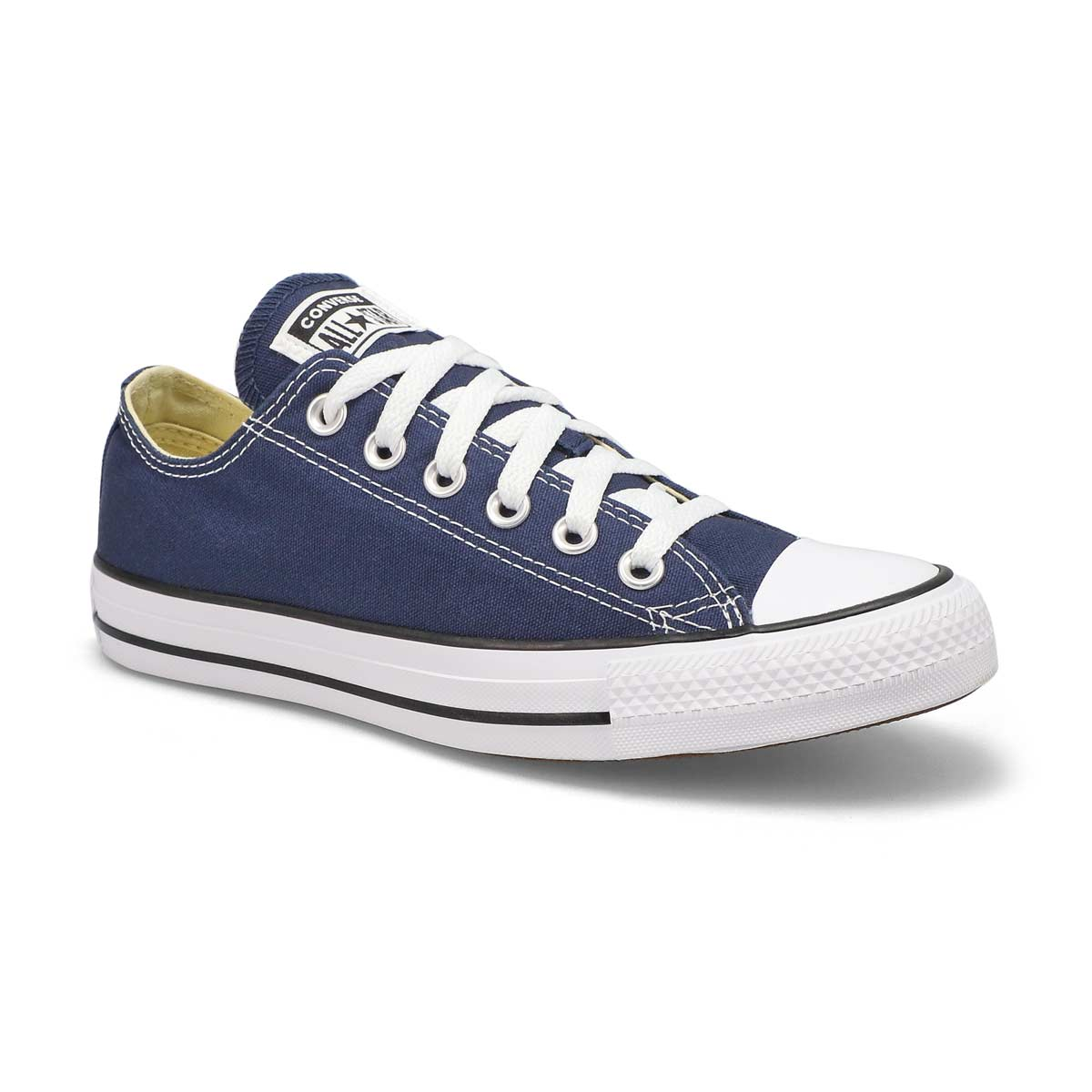 Women's CHUCK TAYLOR CORE OX  navy sneakers