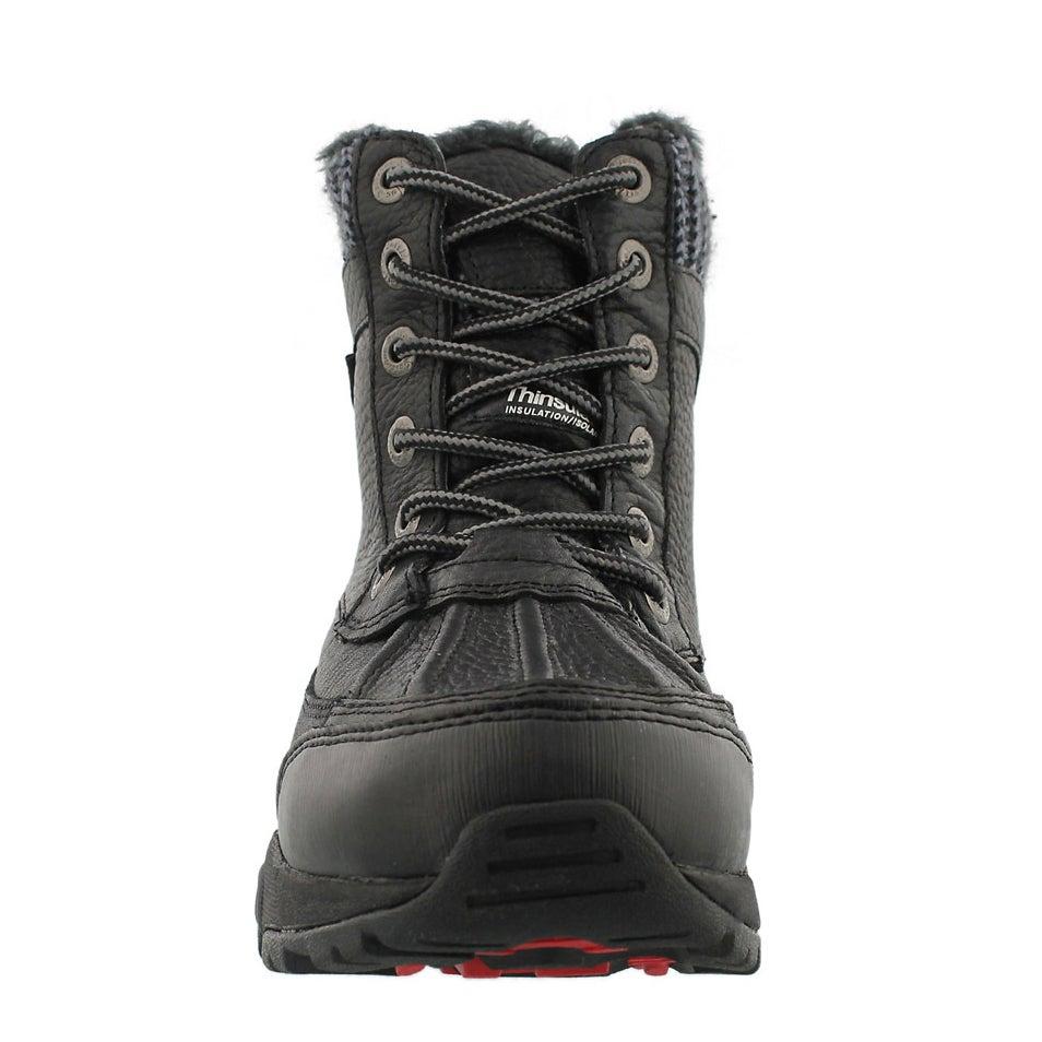 Lds Madelynn black wtpf winter boot