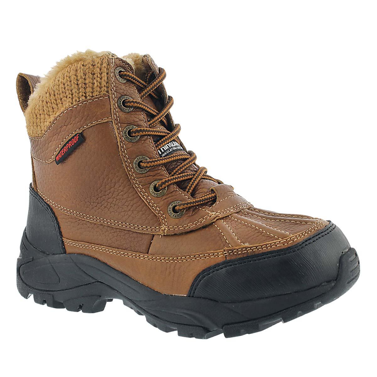 Lds Madelynn brown wtpf winter boot