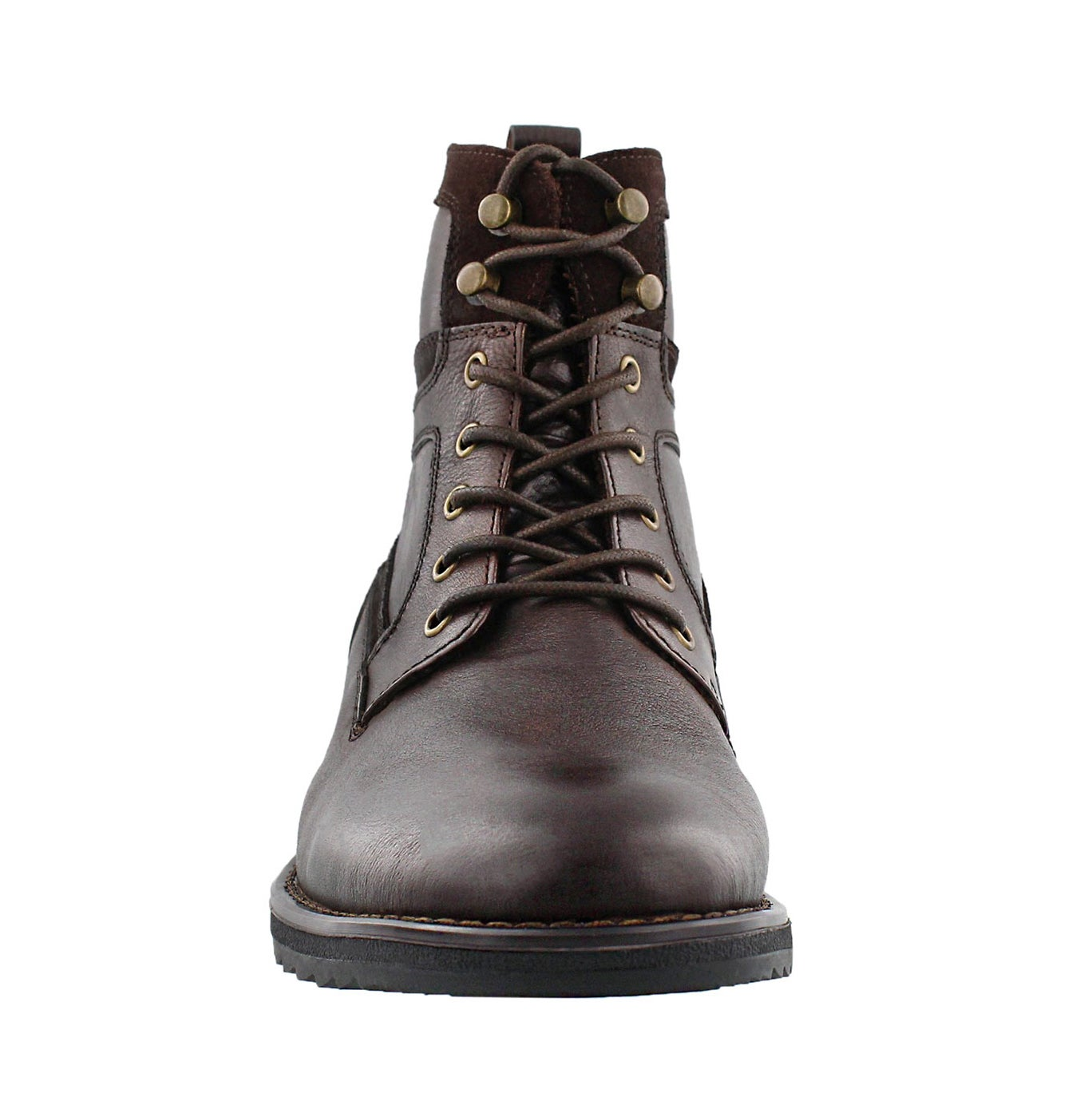 Mns Maldini brown leather ankle boot