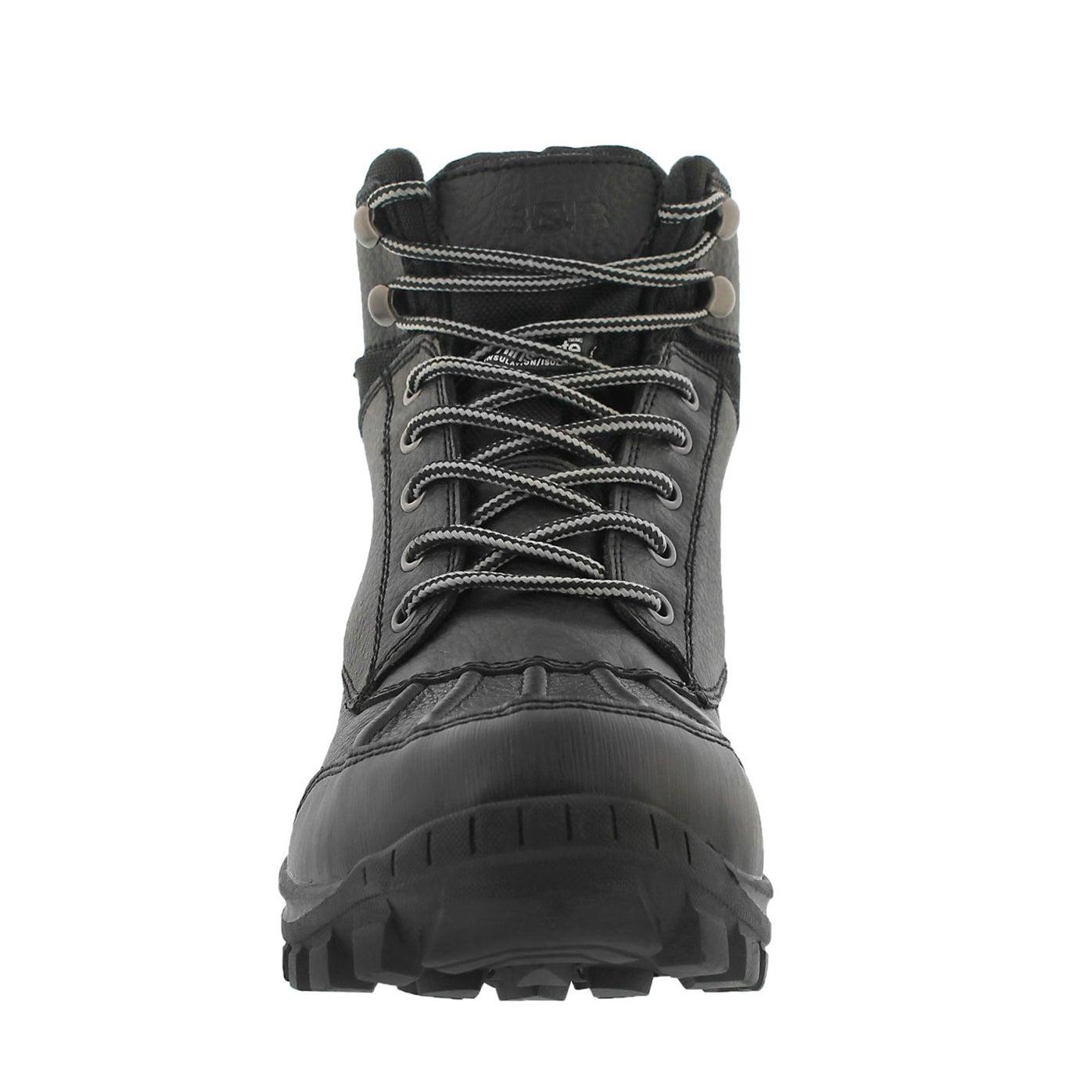 Mns Marco blk waterproof winter boot
