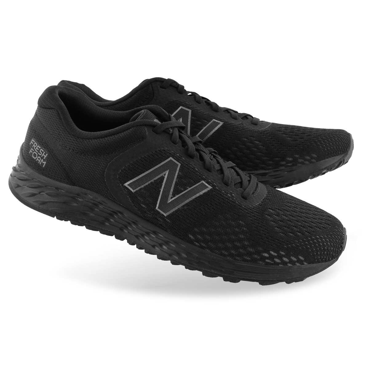 Mns Arishi v2 black/black sneaker