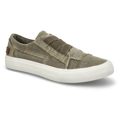 Lds Marley grey slip on fashion sneakers