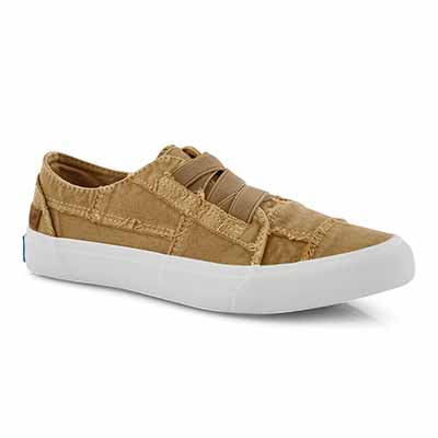 Lds Marley lion slip on fashion sneakers