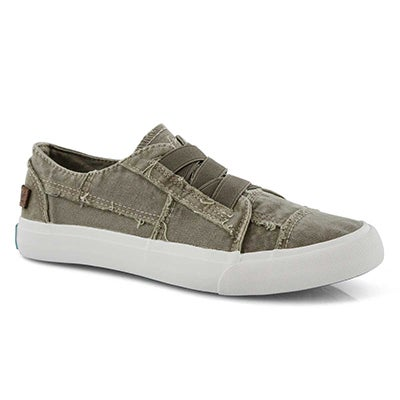 Lds Marley steel grey fashion sneakers
