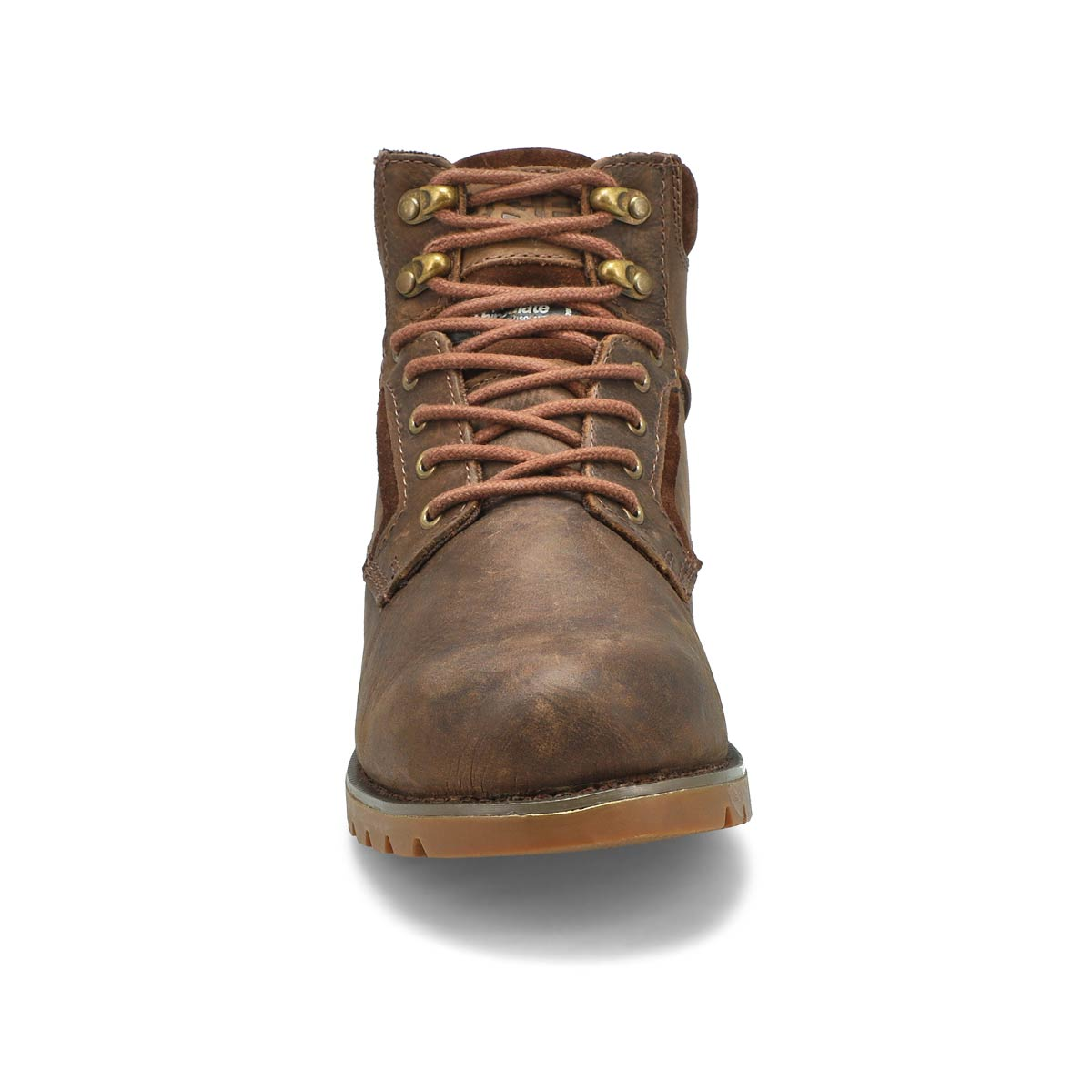 Mns Martin brn wtpf lace-up winter boot