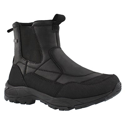 Mns Mason black wtpf winter boot