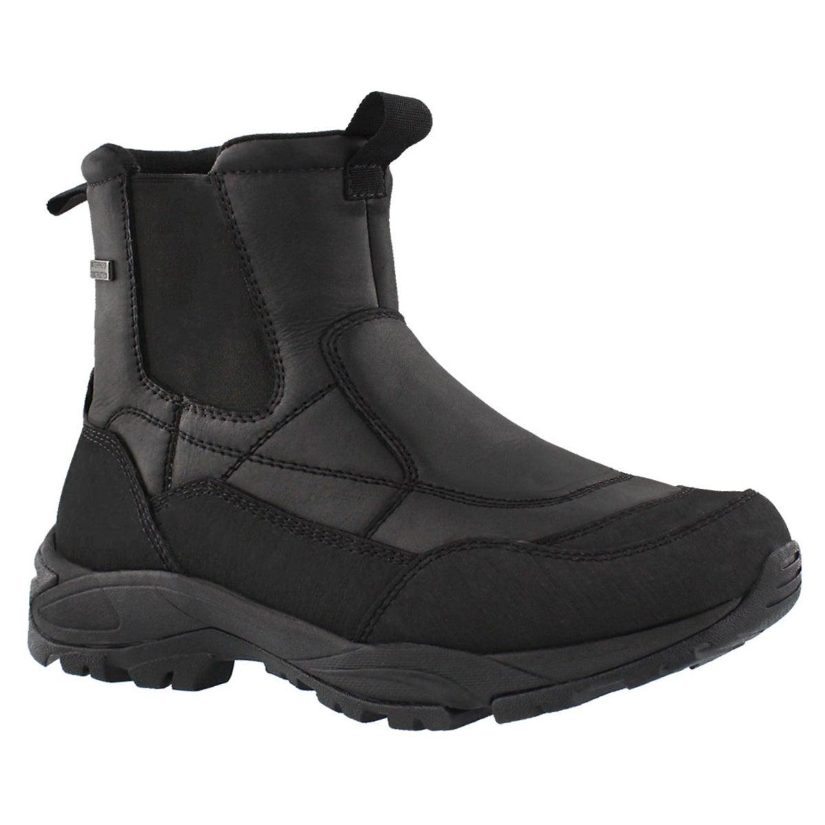 Men's MASON  black waterproof winter boots