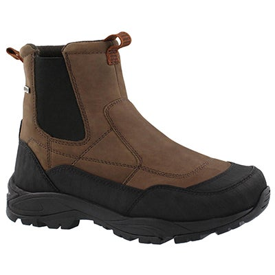 Mns Mason brown wtpf winter boot
