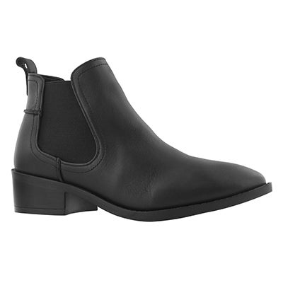 Lds MDenice black chelsea boot