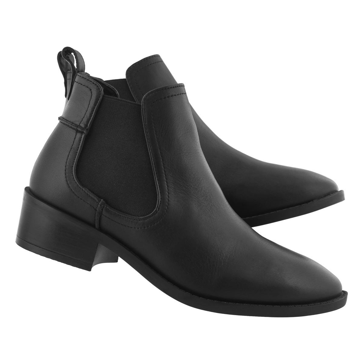 Lds MDenice black chelsea boot