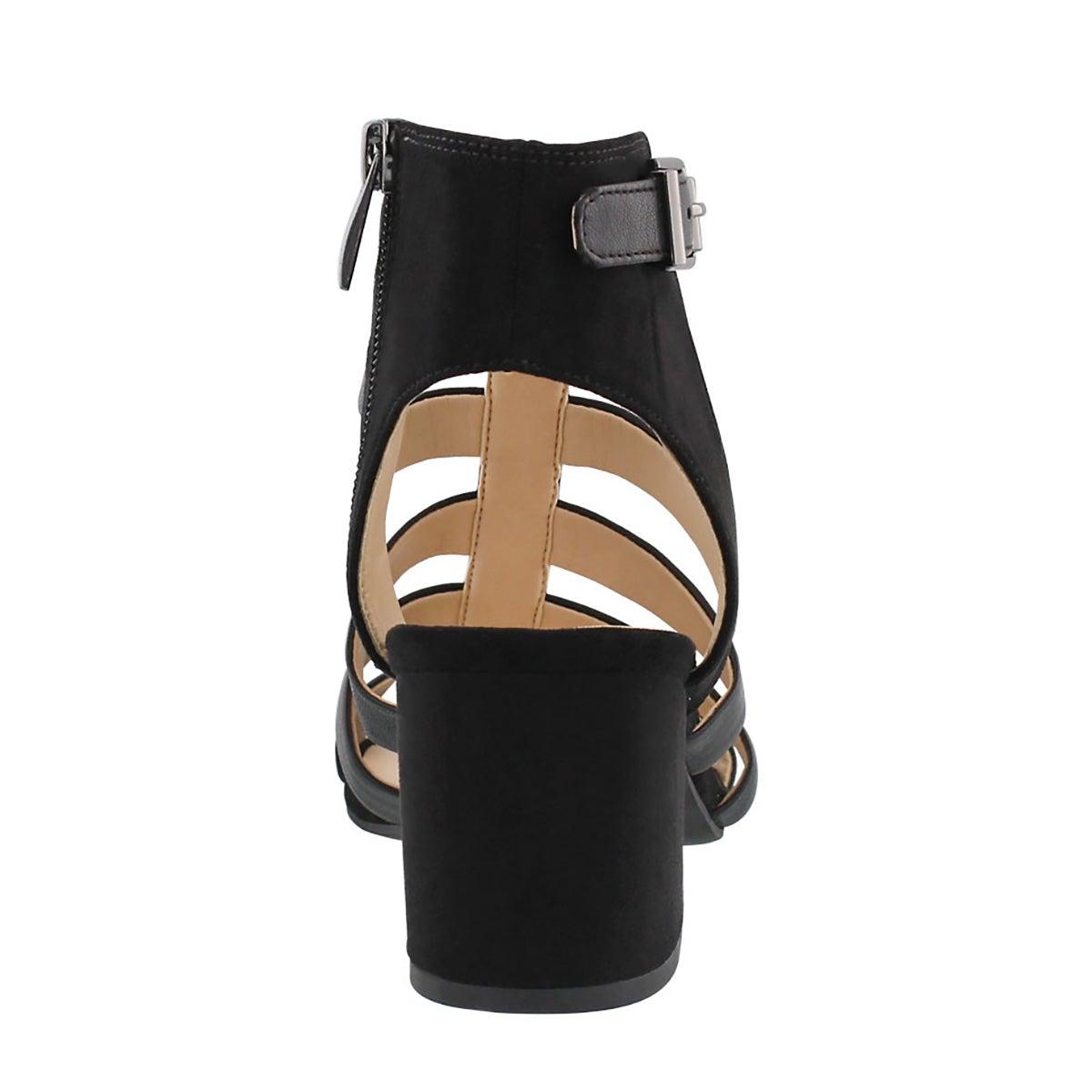 Lds Mesa black dress sandal