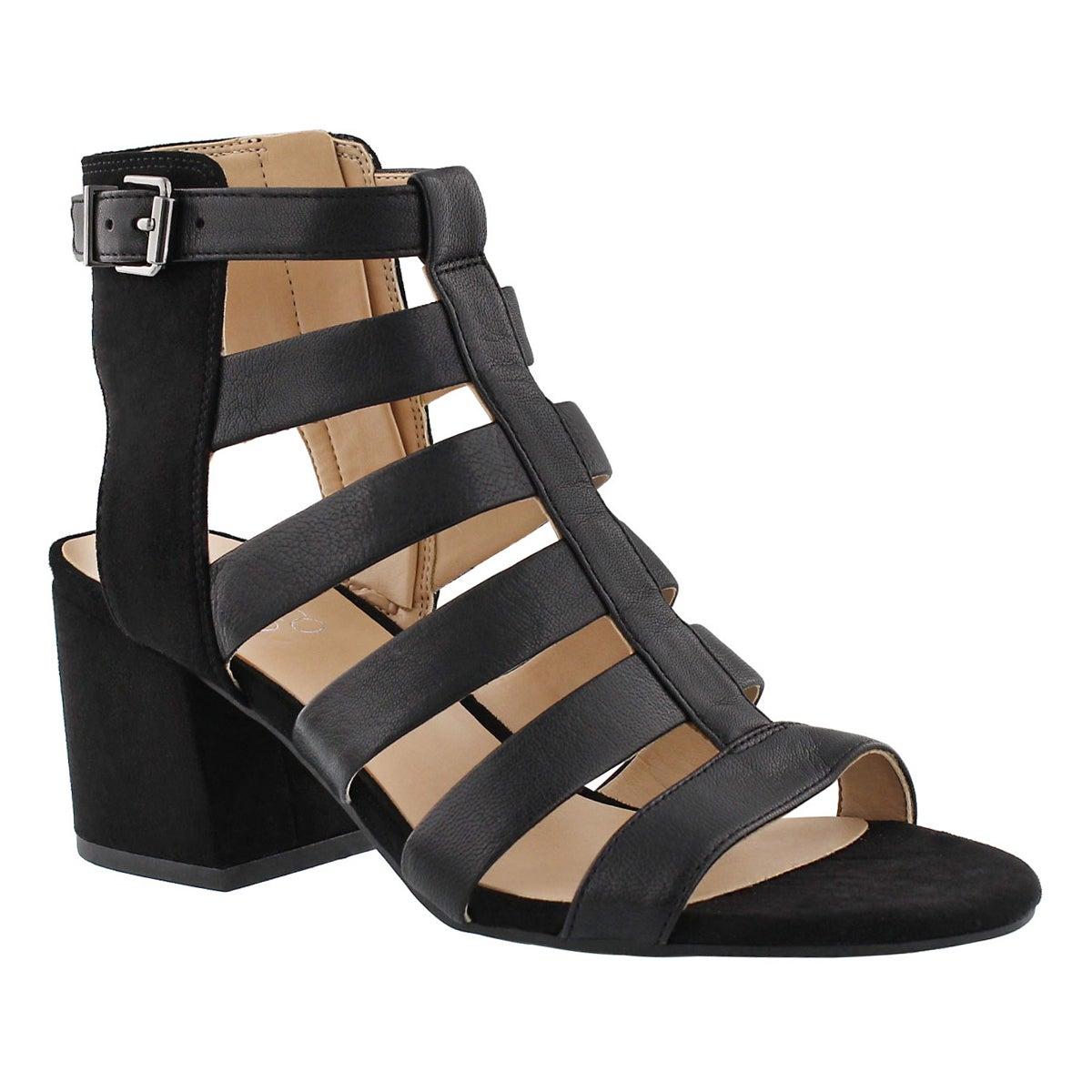 Women's MESA black dress sandals