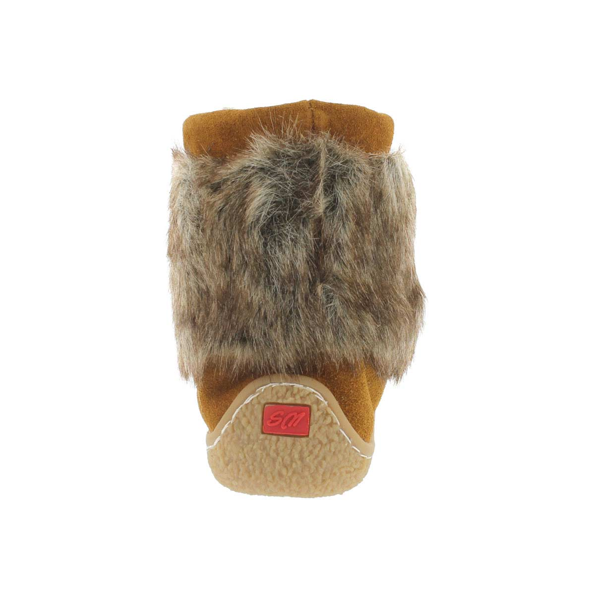 Grls 8532Minimuk haz rabbit fur mukluk