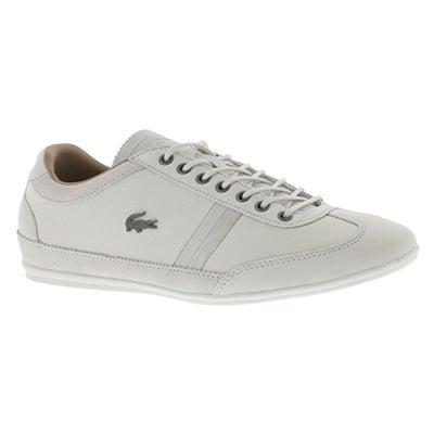 Mns Misano 36 white fashion sneaker