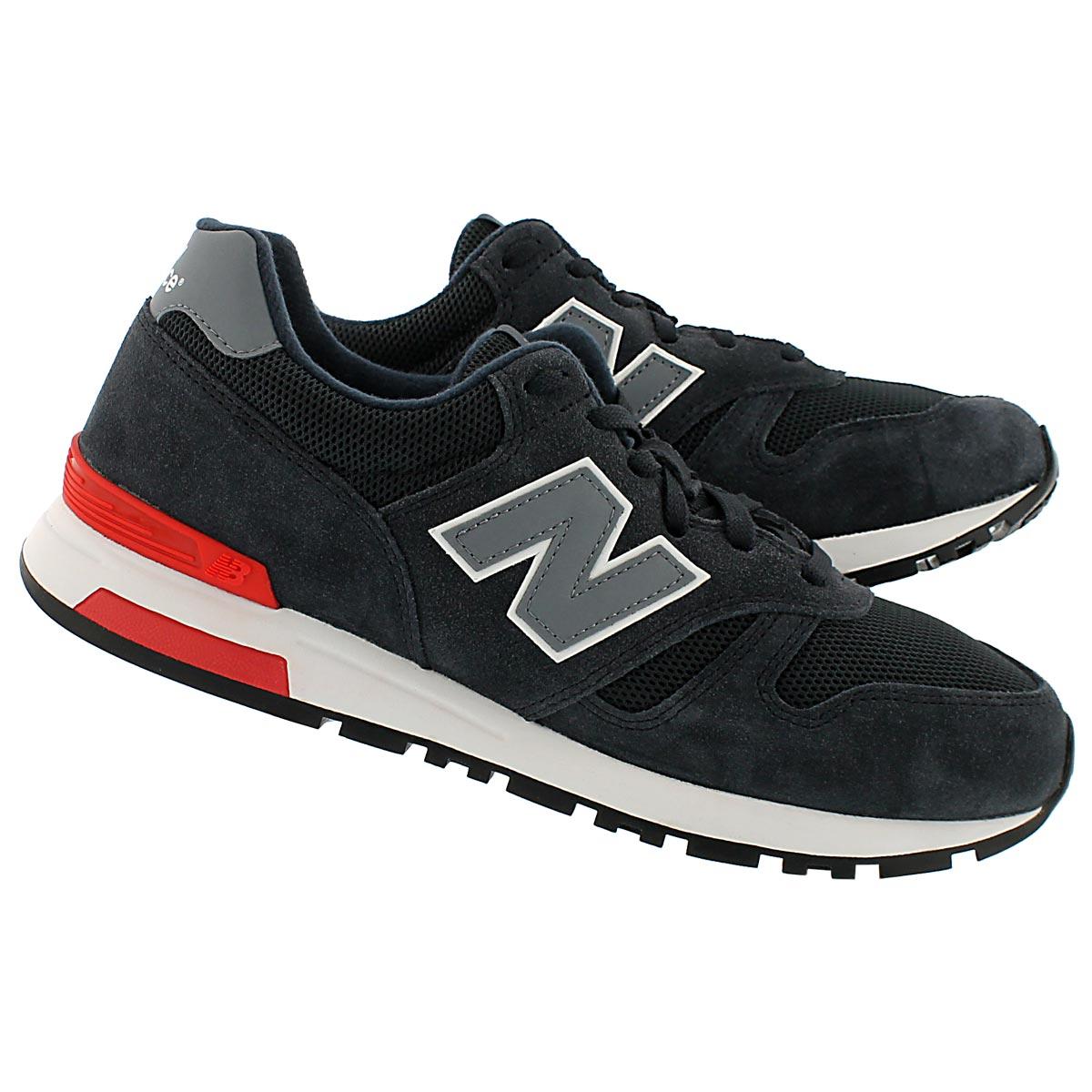 Chaussure de course 565, marine/gris hom