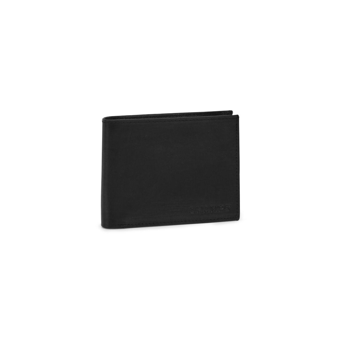 Mns black sheep leather wallet