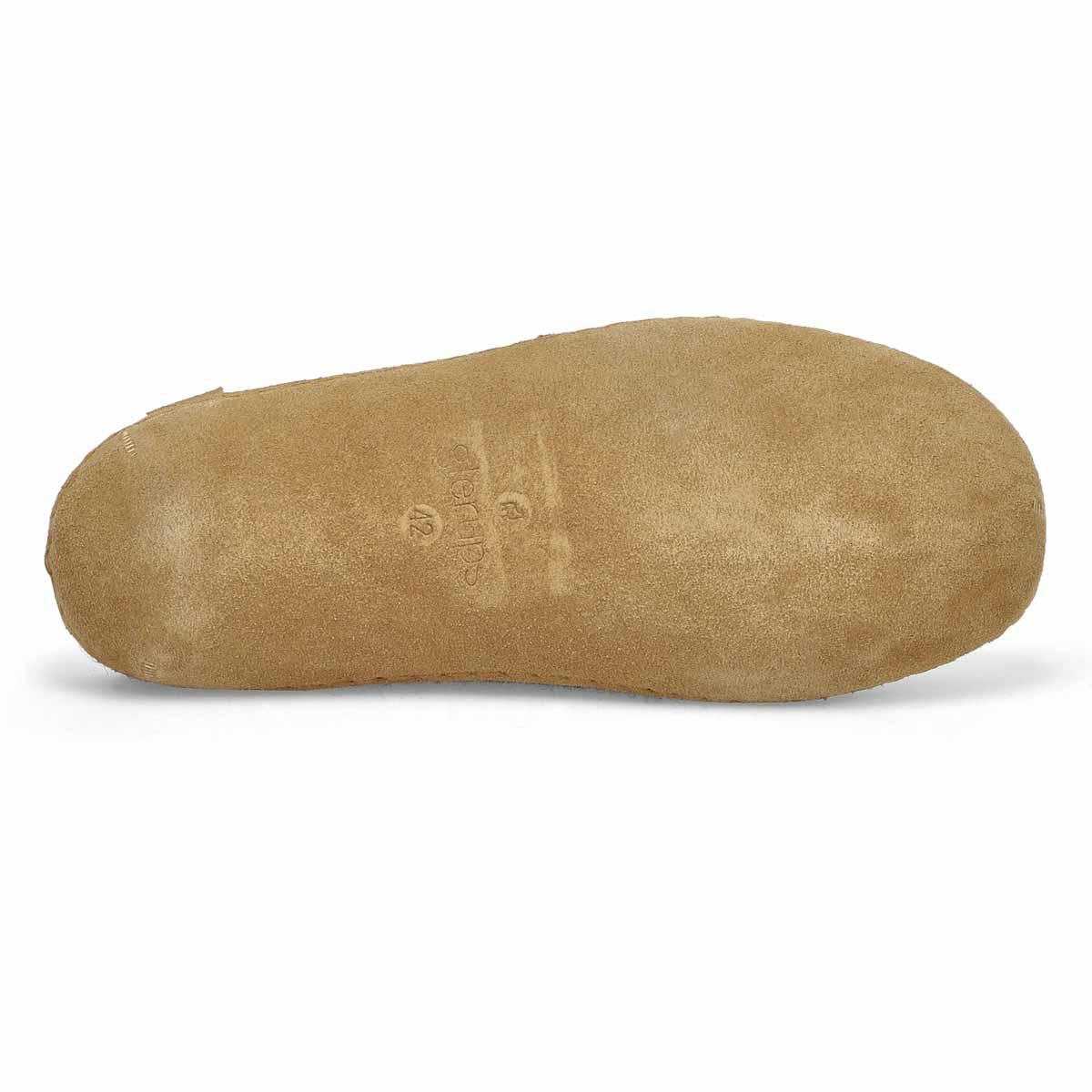 Mns Model B denim open back slippers