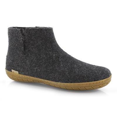 Mns Model GR black/tan slippers