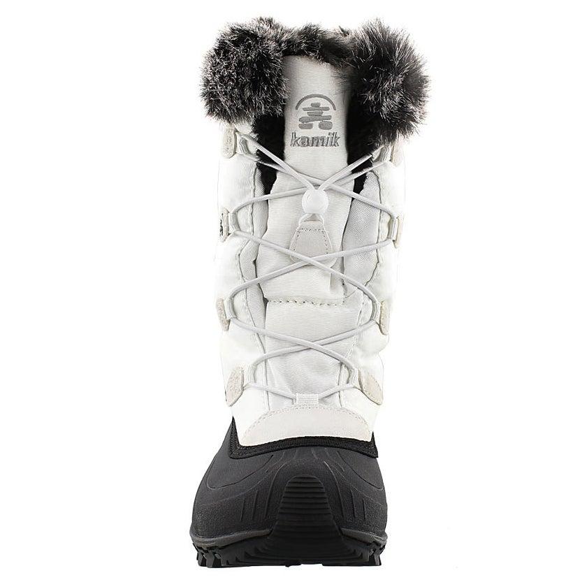 Bottes hiver Momentum, blanc, femmes