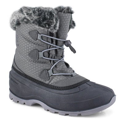 Lds Momentum Lo charcoal wpf winter boot