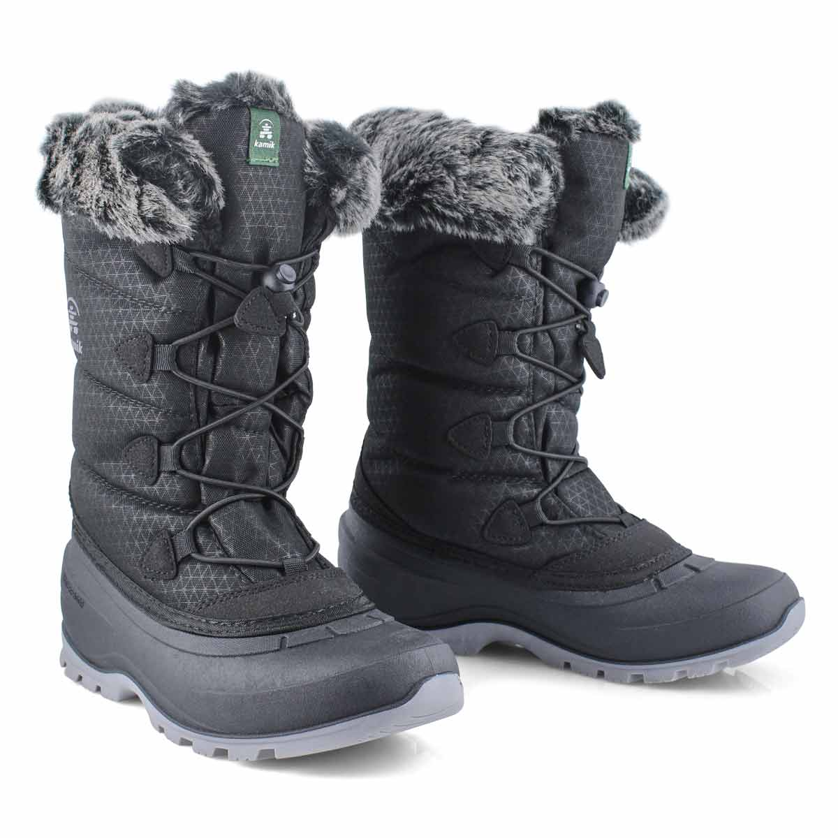 Lds Momentum 2 black wtpf winter boot
