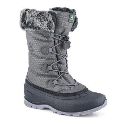 Lds Momentum2 charcoal winter boot