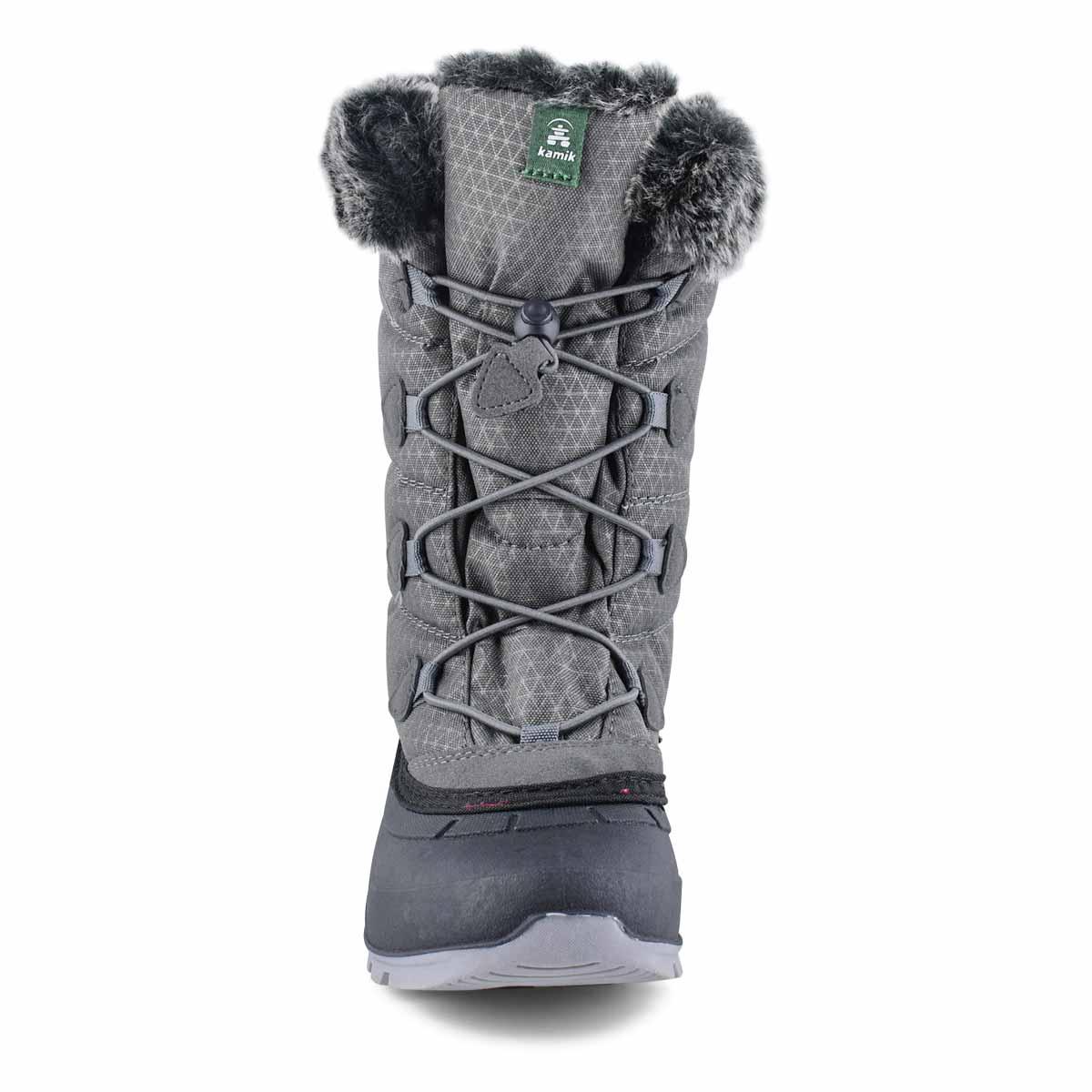 Women's MOMENTUM 2 charcoal winter boots