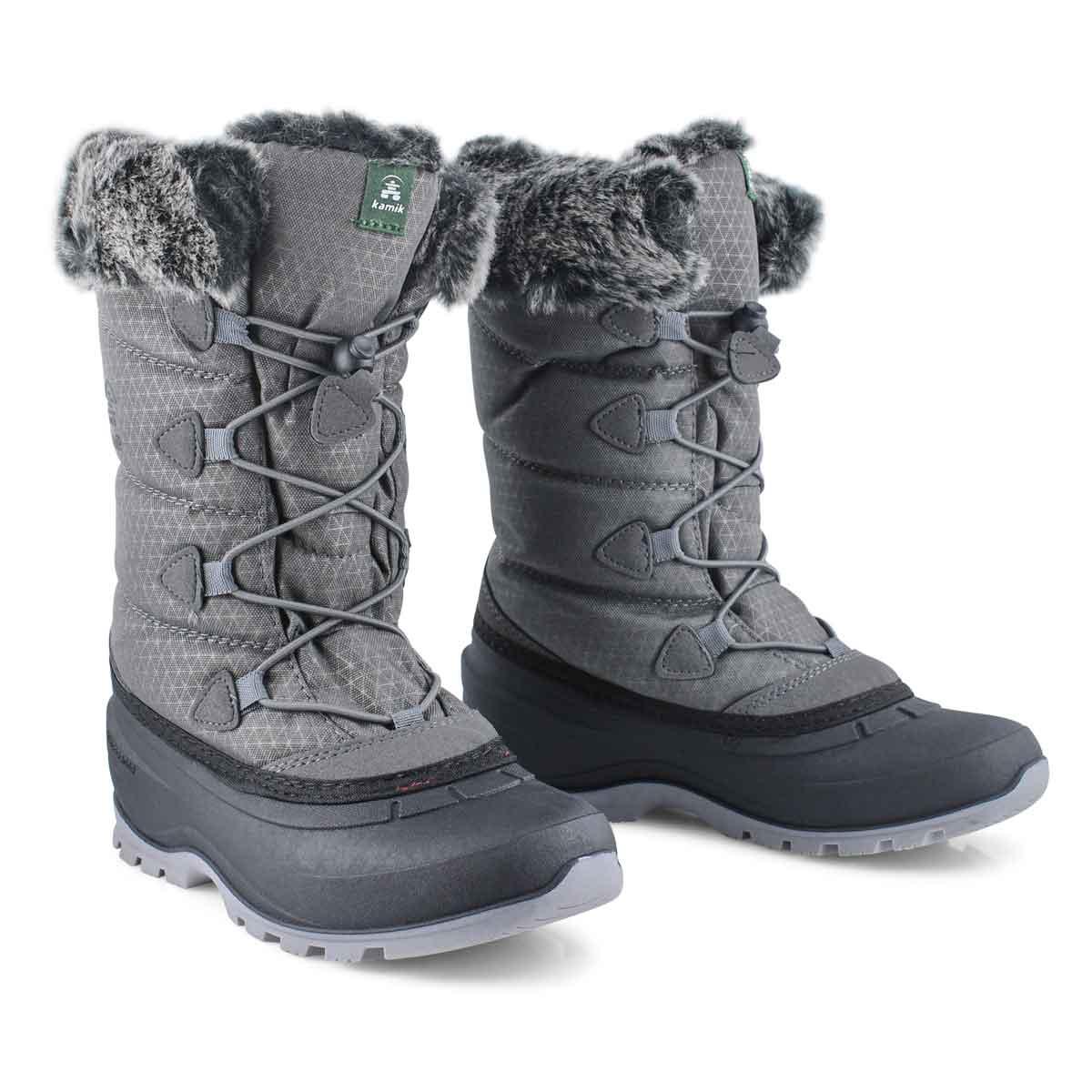 Kamik Women/'s Momentum 2 Waterproof Winter Boot