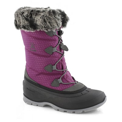 Lds Momentum 2 violet wtpf winter boot