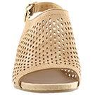 Lds Monaco 2 snd perforated dress sandal