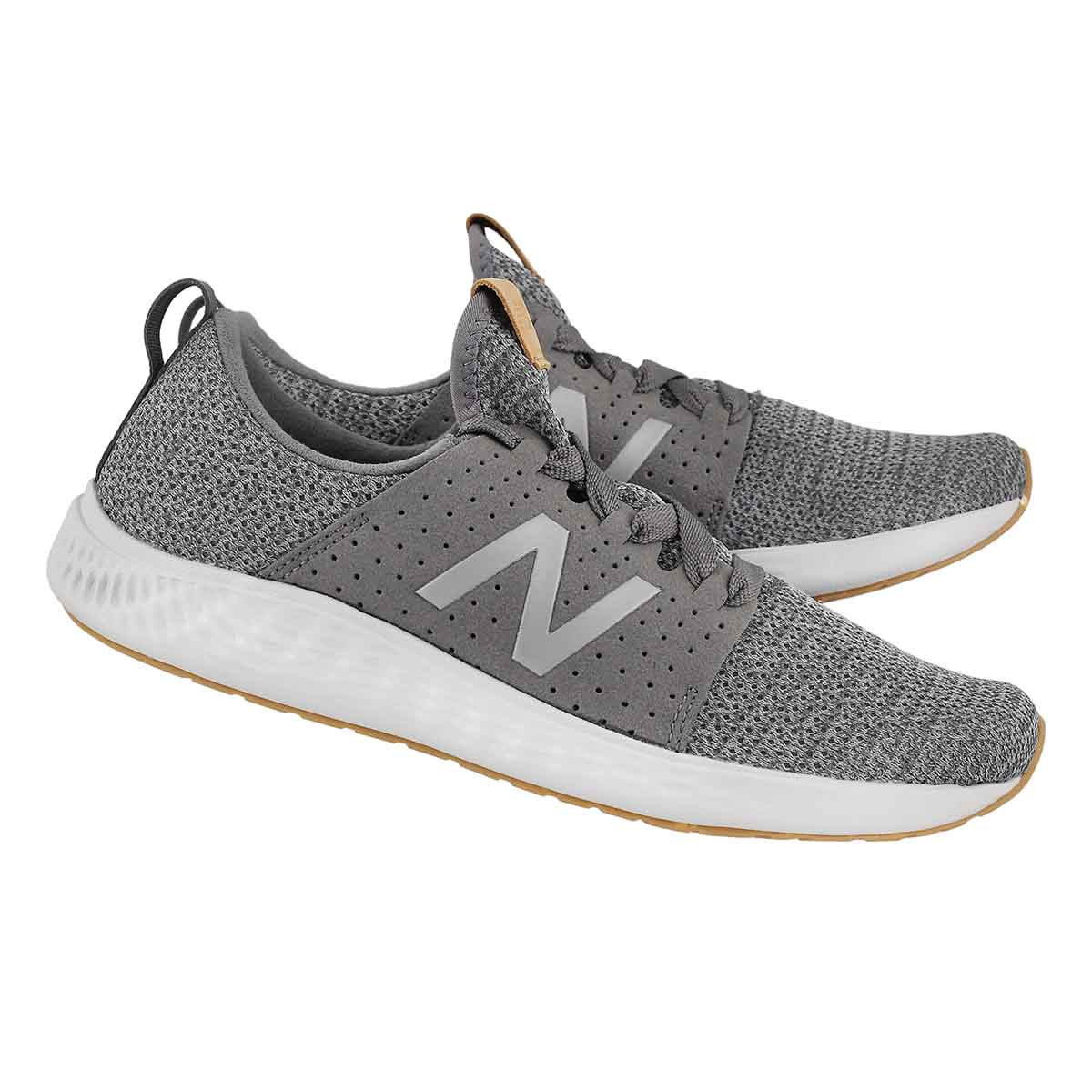 Mns Cruz castlerock/grey running shoe