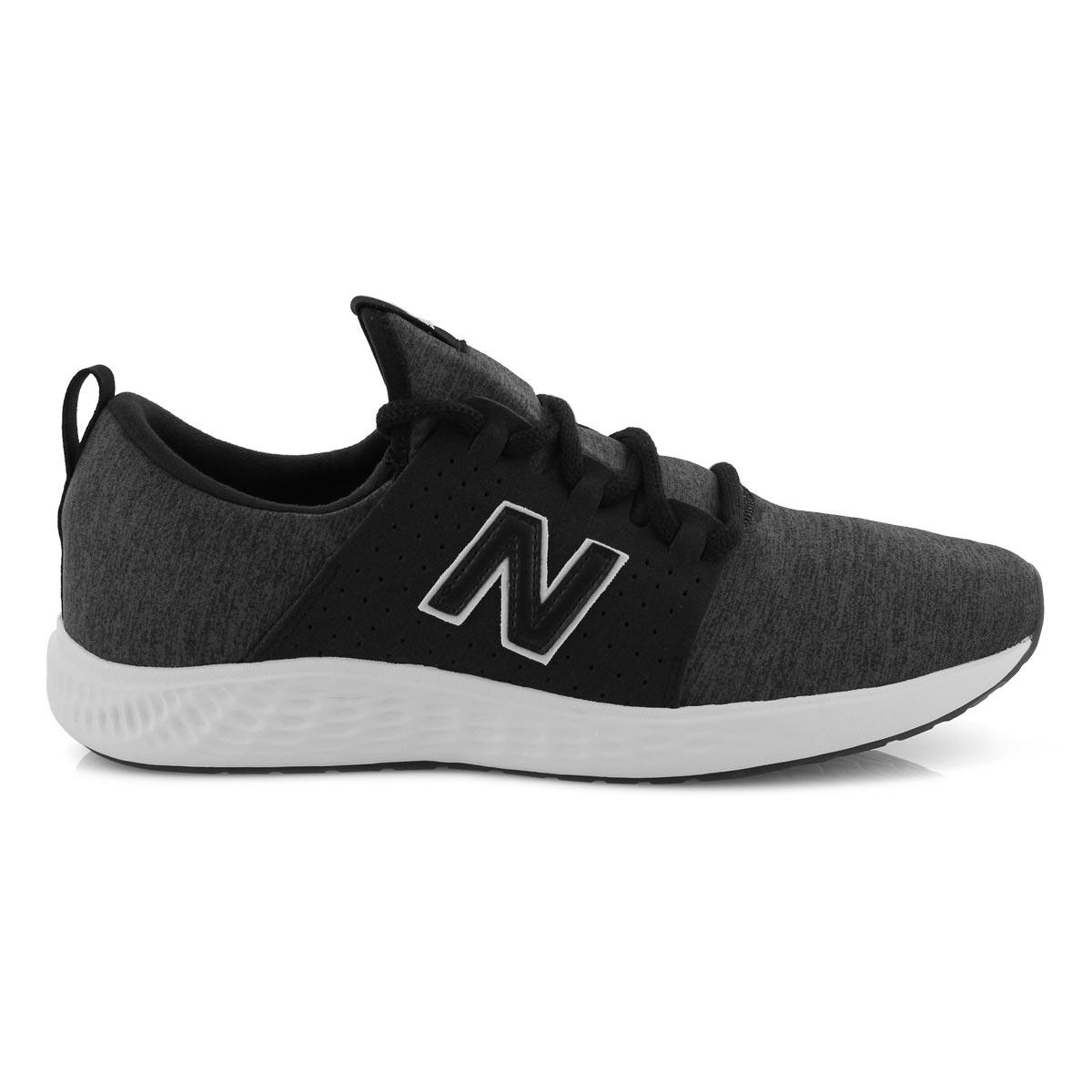 Mns SPTv1 black/magnet running shoe