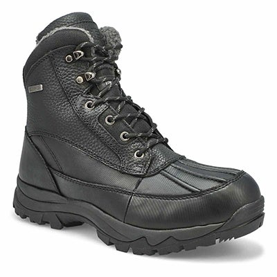 Mns Murphy black wtpf winter boot
