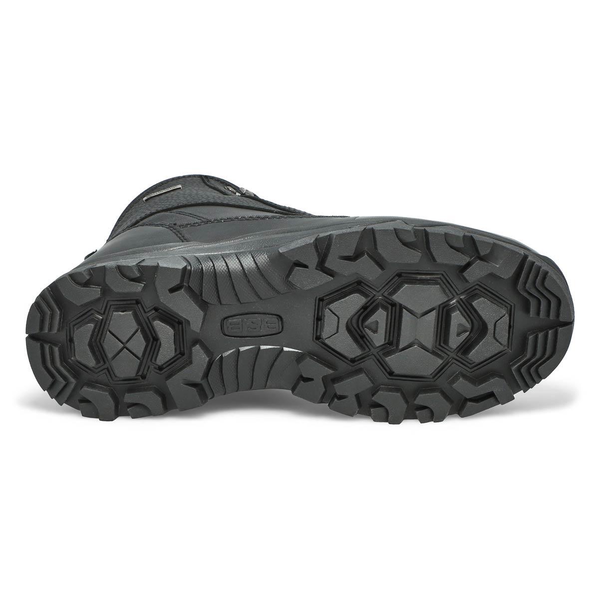 Men's MURPHY black waterproof winter boots