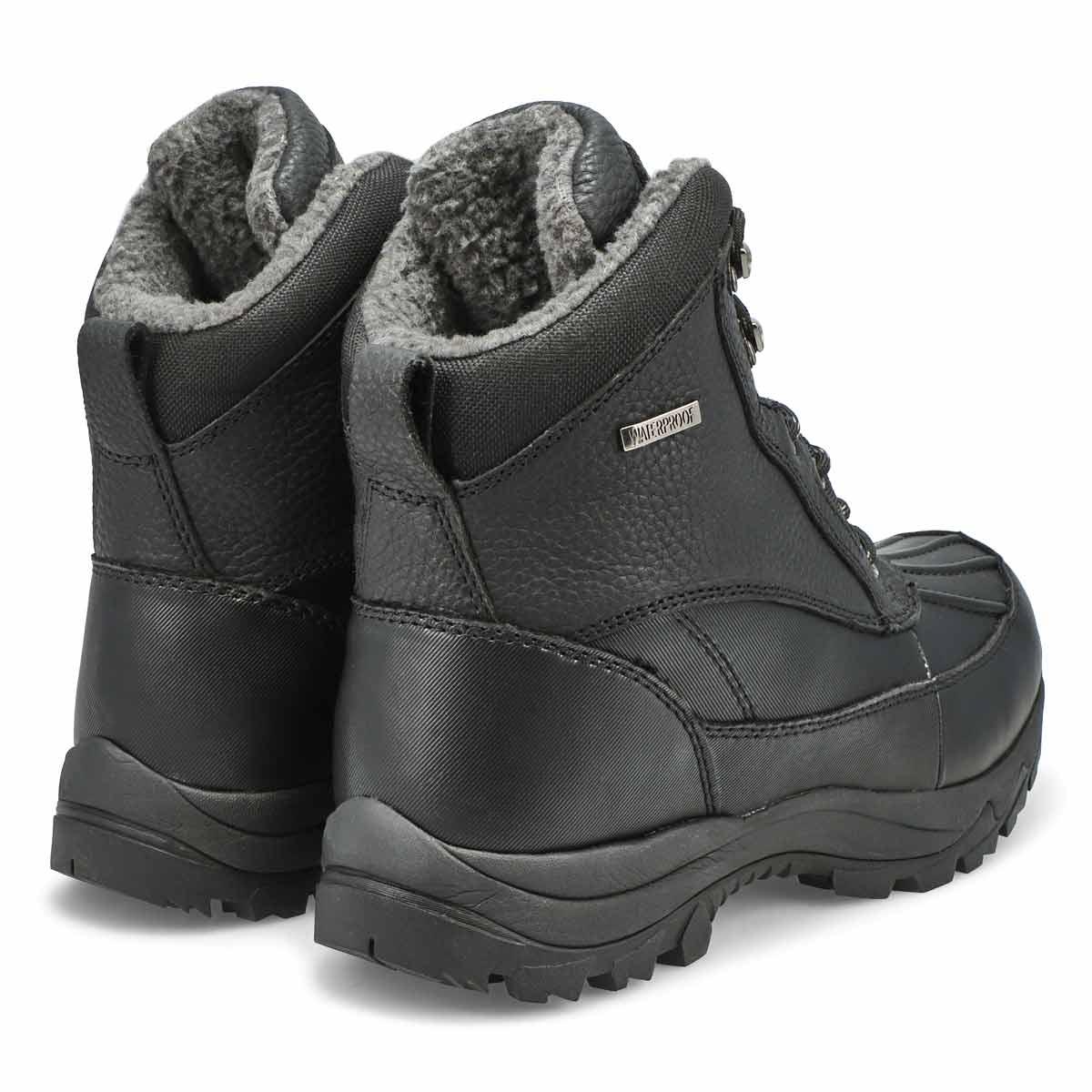 Mns Murphy black wtpf winter boot