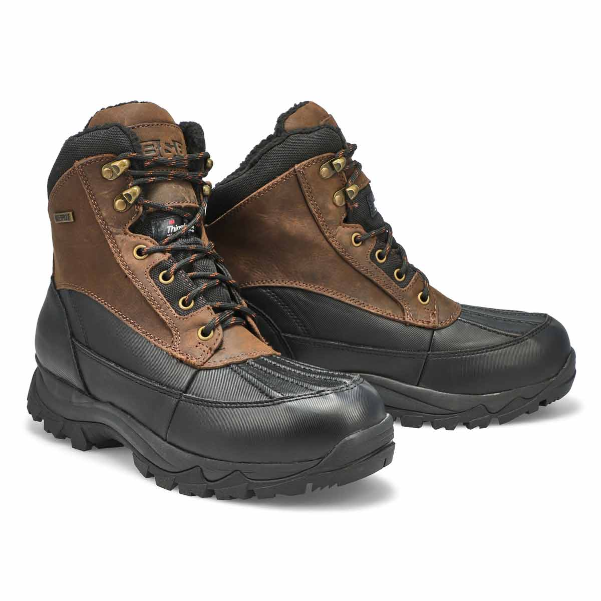 Mns Murphy brown crzy wtpf winter boot