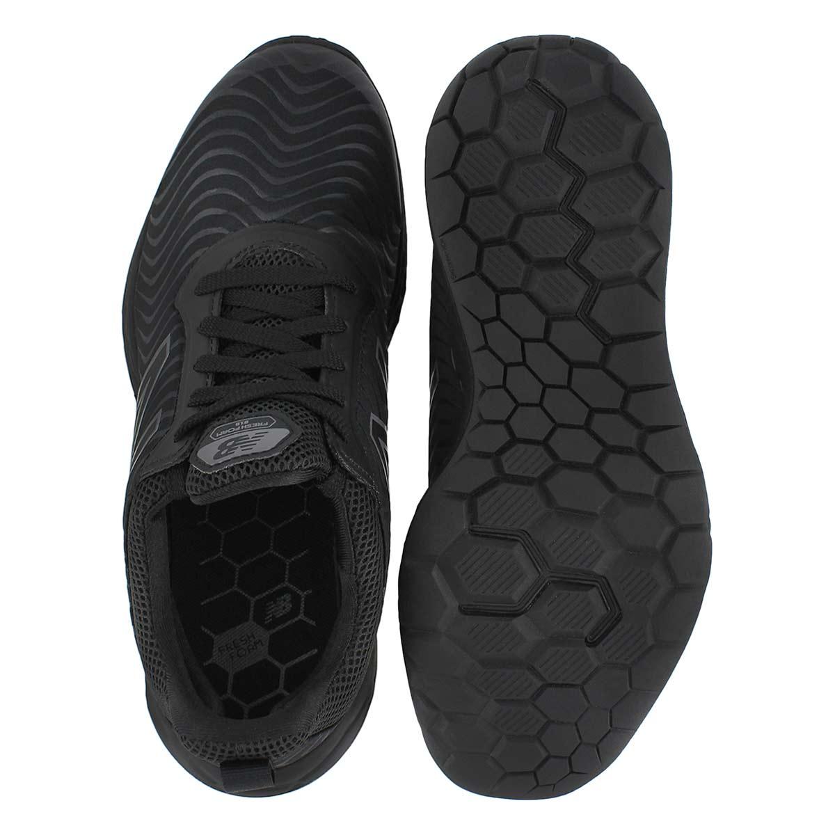 Mns 818 black/magnet running shoe