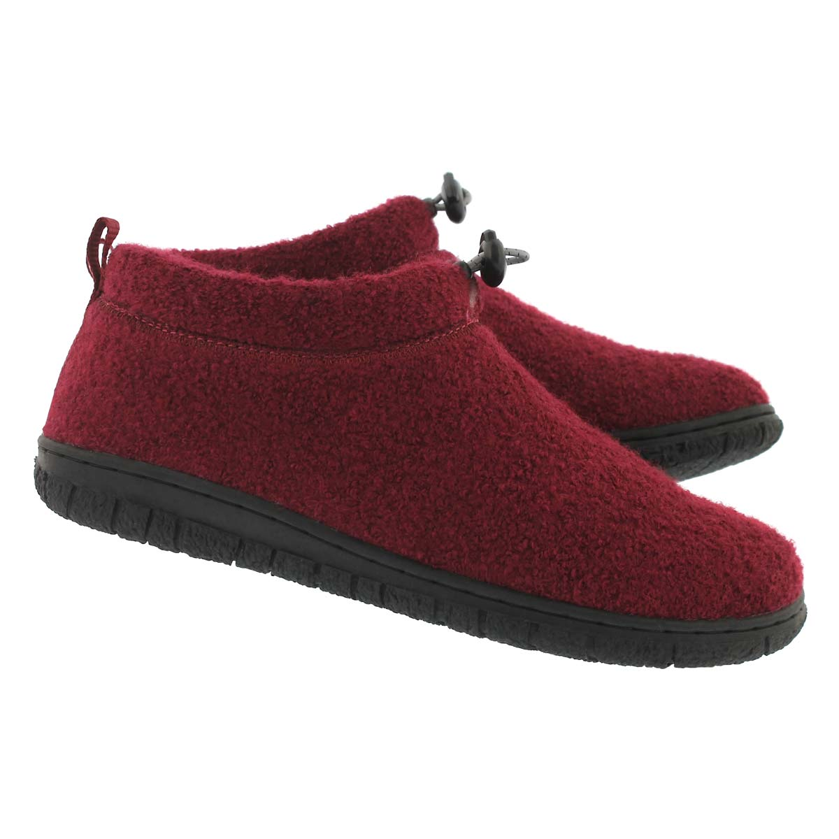 Lds Nancy bgdy mem foam clsd bck slipper