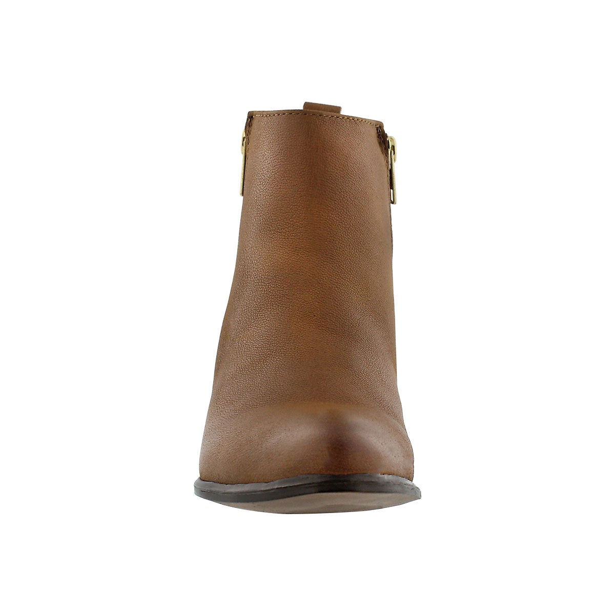 Lds Neovista cognc zip up ankle boot