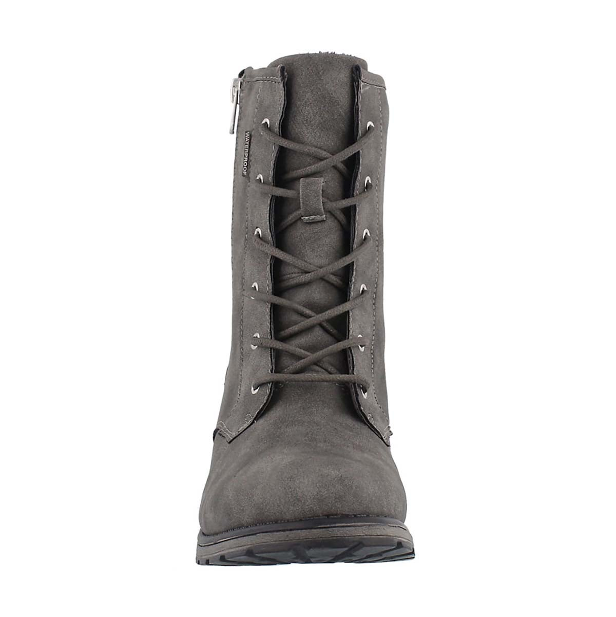 Grls Nera ash wpf combat boot