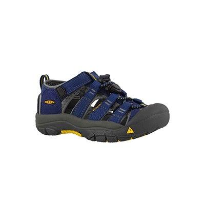 Infs-b Newport H2 depths/gargoyle sandal