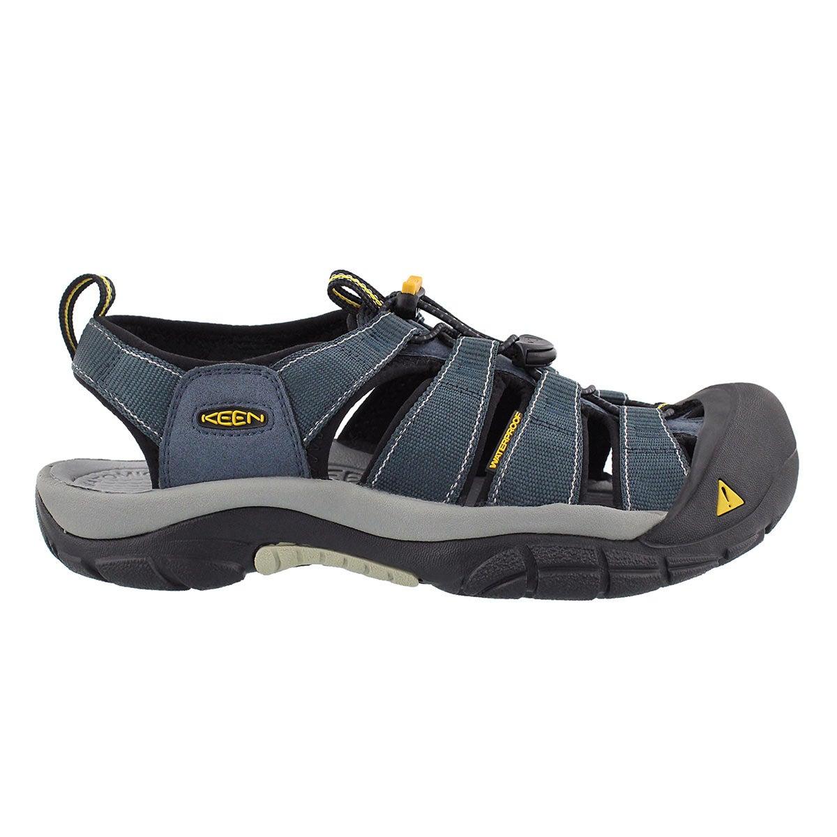 Sandales sport Newport H2, marine, homme
