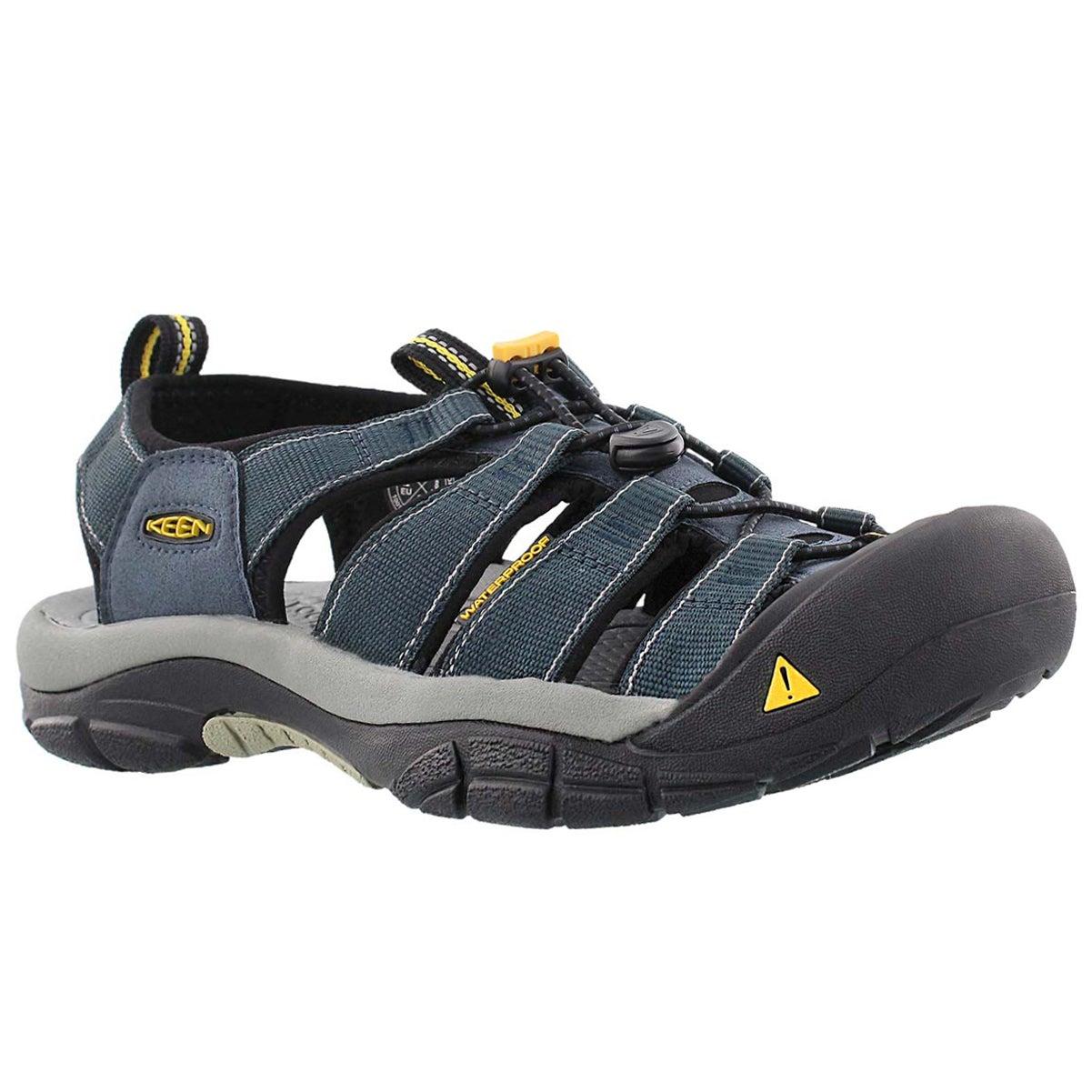 Men's NEWPORT H2 navy sport sandals