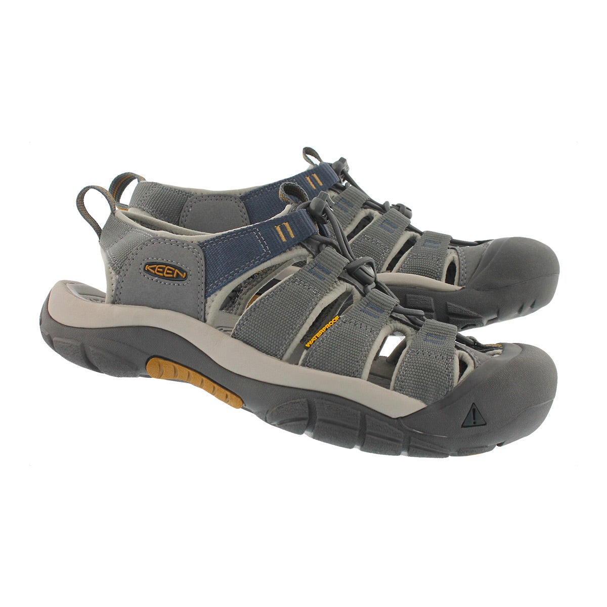 Mens Newport Hydro steel gy sport sandal
