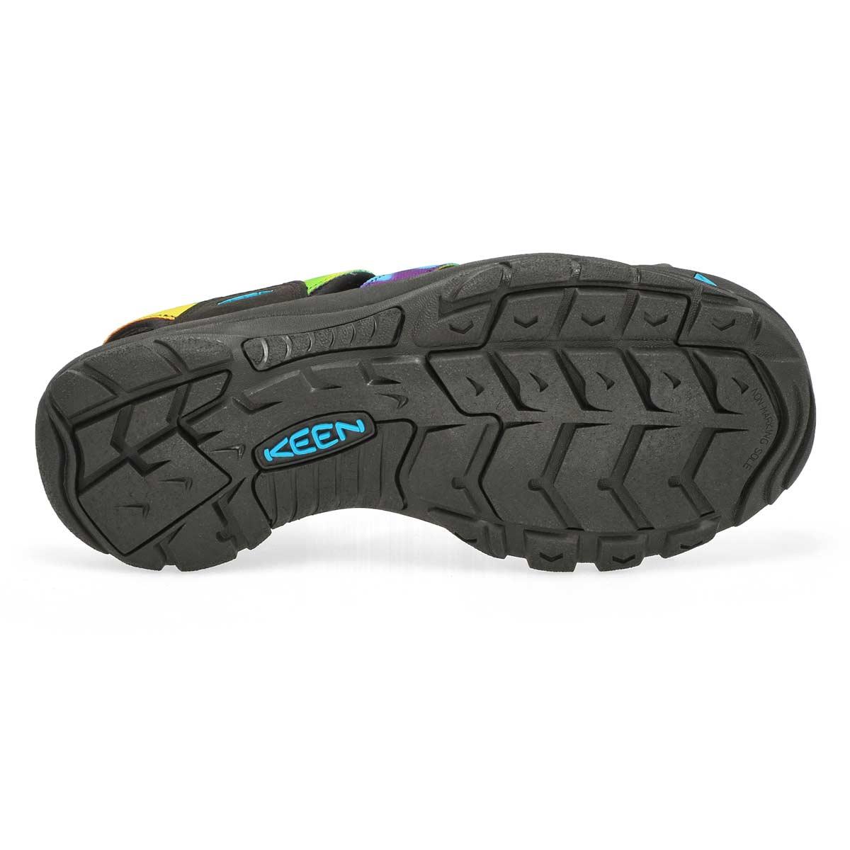 Mens Newport Retro tie dye sport sandal