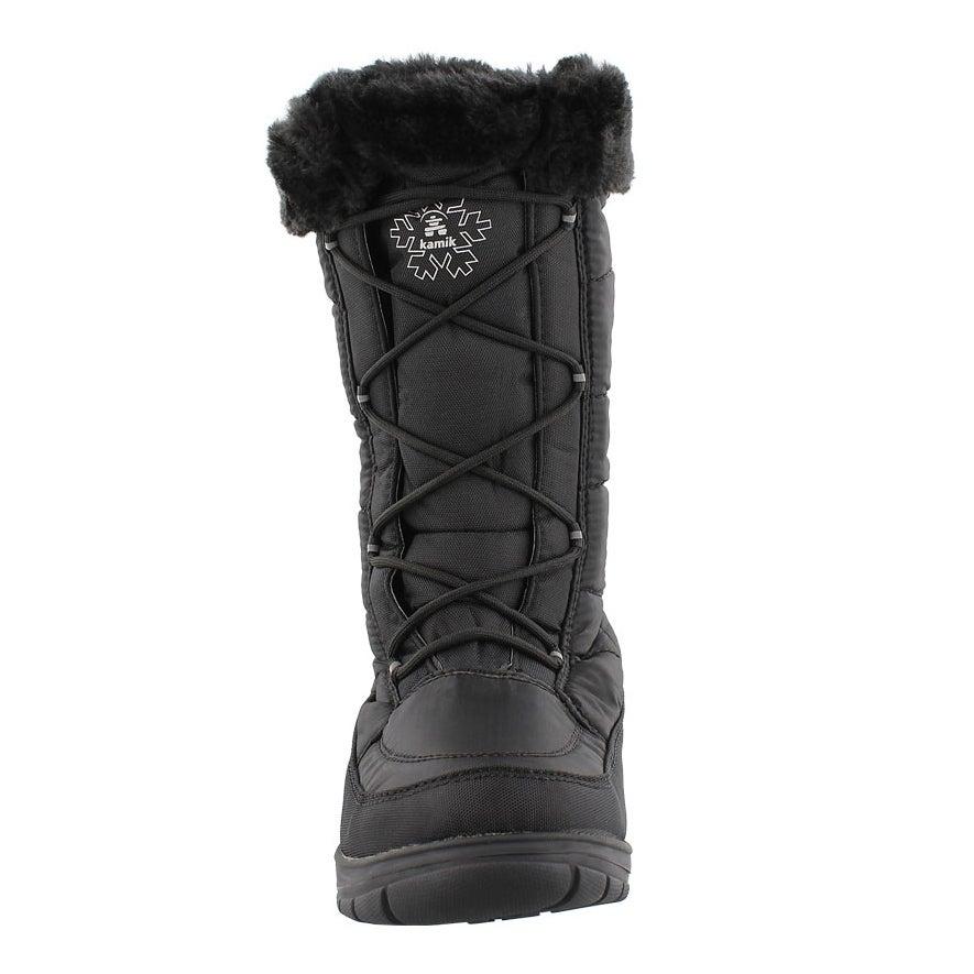 Bottes hiver New York 2, noir, fem-Large